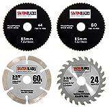Best Tile Saws - Saxton 85mm TCT Tile HSS Circular Saw Blades Review