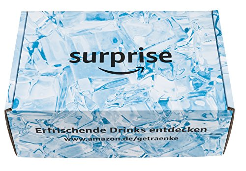 Preisvergleich Produktbild Amazon Surprise Box Energy & Softdrinks