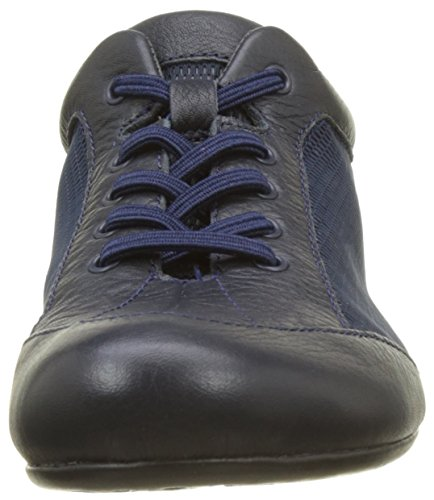 CAMPER Damen Peu Summer Senda Sneakers Blau (Dark Blue 020)