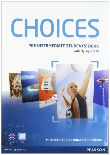 Choices Pre-Intermediate Students' Book & PIN Code Pack