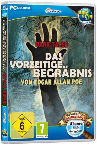 Dark Tales: Das vorzeitige Begräbnis
