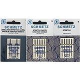 Schmetz Nadelsortiment Stretch/ Stretch Twin/ System 130/705H/12 Nadeln