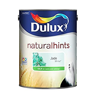 Dulux 500007 DU Silk Paint, 5 L - Jade White