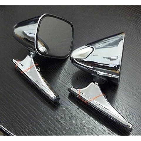 Cromato Sport specchio paio - 1975 Chevrolet Camaro
