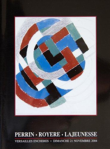 Estampes, Multiples, Tableaux modernes, abstraits et contemporains, sculptures, Dimanche 21 novembre 2004