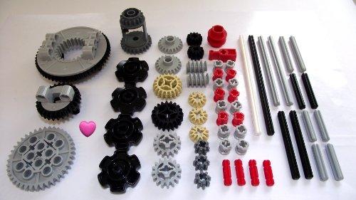 LEGO® TECHNIC 60 piezas de engranajes