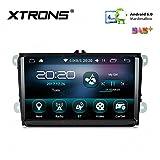 "AUTORADIO 9"" XTRONS per Volkswagen SEAT / SKODA Android 6 16GB"