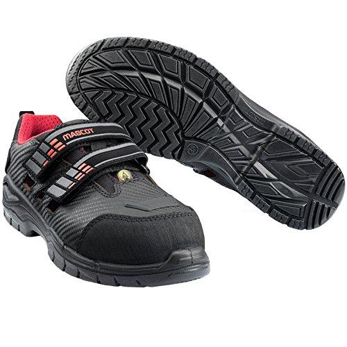 Mascot F0106-906-0902-840 Eagle Chaussures de Sécurité Taille W8/40 Noir