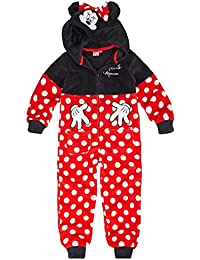 Disney Minnie Mädchen Jumpsuit 2016 Kollektion - rot