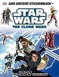 STAR WARS  - The Clone Wars : Das große Stickerbuch