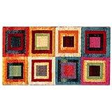 ABC Tappeto Gioia A Multicolore 60 x 110 cm