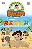 #10: Bheem Goes to the Beach: Read More, Learn More with Chhota Bheem