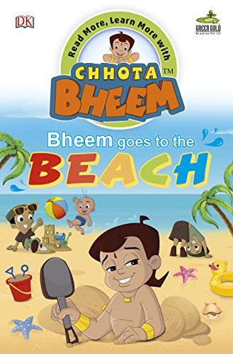 Bheem Goes to the Beach: Read More, Learn More with Chhota Bheem