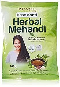 PATANJALI HERBAL MEHANDI PACK OF 4
