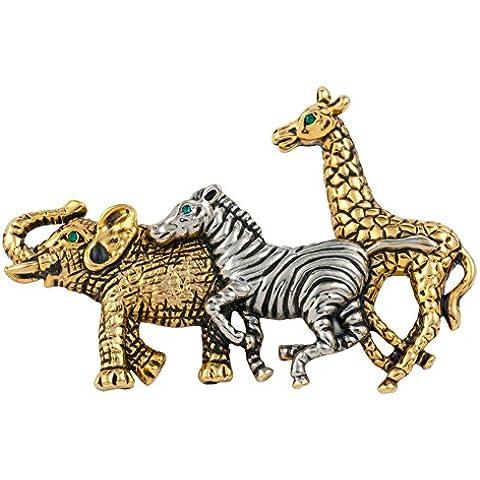 Animali Safari, da corsa, con Pin