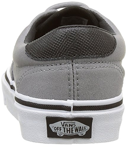 Vans Era 59, Baskets Basses Mixte Adulte Gris (Canvas/Military)