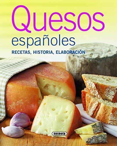 Quesos españoles (El Rincón Del Paladar) por Equipo Susaeta