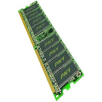 PNY Mémoire Dimm PC2-6400 DDR 800 Mhz 2 Go