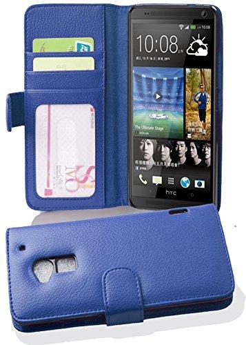 cadorabo-custodia-book-style-design-portafoglio-per-htc-one-max-t6-con-3-vani-di-carte-etui-case-cov