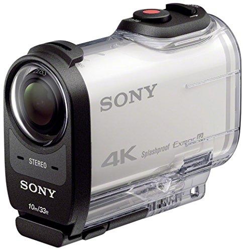 Sony FDR-X1000 4K Actioncam Live-View Remote Kit (4K Modus 100/60Mbps, Full HD Modus 50Mbps, ZEISS Tessar Objektiv mit 170 Ultra-Weitwinkel, Vollständige Sensorauslesungohne Pixel Binning) weiß - 11