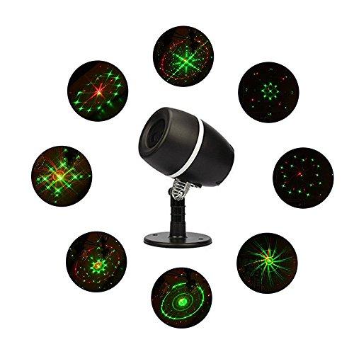 Colleer proiettore universo galaxy lampada led a scena luci dinamico impermeabile ip65 per esterno giardino decorazione party festa halloween natale