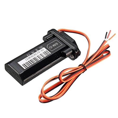 Sharplace Mini Wasserdichte GSM GPS Echtzeit-Tracking-Gerät für alle Arten von Autos