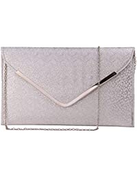... Purses   Clutches   Silver. Don Cavalli Silver PU Women s Sling Bag  (HB DC1-Sling-Silver) fd815e4d0c033