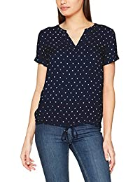 TOM TAILOR Damen Bluse Lovely Print Blousetop