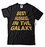 Best Cadeaux d'anniversaire pour les maris - Silk Road Tees Le Meilleur Mari T-Shirt de Review