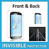 Yota YotaPhone 2 (FULL Body) Displayschutz Schutzfolie