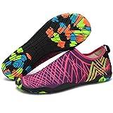 Eagsouni® Unisex Strandschuhe Aquaschuhe Schwimmschuhe Barfuß Schuhe Badeschuhe Wasserschuhe Surfschuhe