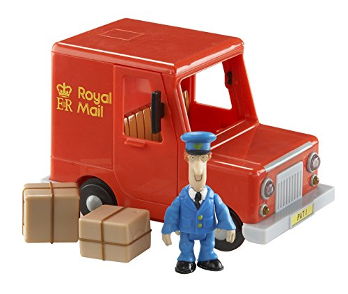 Image of Postman Pat Royal Mail Van