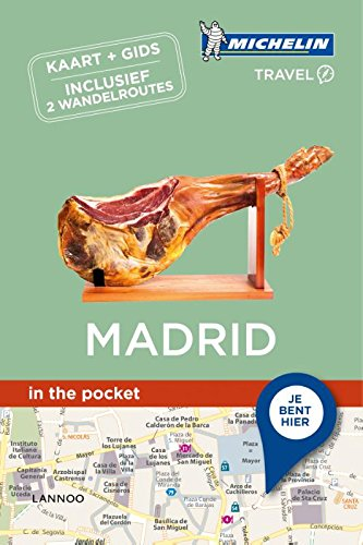 Madrid: in the pocket (Michelin travel) -