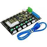 3d Imprimante Mks Fond V1.2 Carte Contrôleur Remplacement Les Rampes 1.4 Arduino 2560