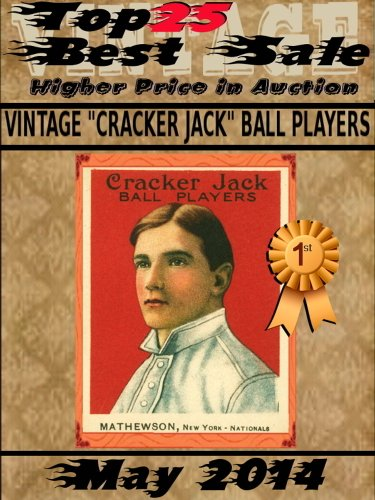 top25-best-sale-may-2014-vintage-cracker-jack-ball-players-english-edition