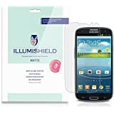 iLLumiShield - Samsung Galaxy S3 Screen Protector / Anti-Glare (Matte) HD Clear Film / Anti-Bubble & Anti-Fingerprint / Premium Japanese High Definition Invisible Crystal Shield - Free LifeTime Warranty - [3-Pack] Retail Packaging