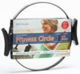 The Fitness Circle Lite is a must-have for all Pilates enthusiasts. Add resistance to your workout, develop muscular strength, improve your endurance and increase your body awareness. Inner and outer foam grips provide extra comfort for this lightwei...