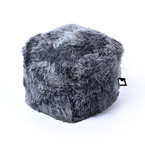 b-box Sheepskin Grey – 'FUR'