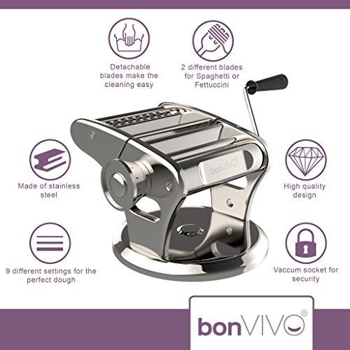 bonvivo-pasta-mia-neues-design-nudelmaschine-aus-edelstahl-in-chrom-look-fuer-den-italienischen-pasta-genuss-aus-der-eigenen-kueche-mit-rutschfesten-ansaugsockel-2