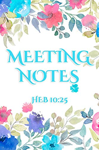 ovah's Witnesses Gift Journal / Notebook for Jehovah's Witnesses. Perfect for the Christian Life and Ministry Meeting. ()