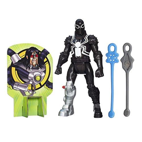 Spider-Man Ultimate Web Warriors – Agent Venom – Figurine 15 cm