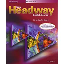 New Headway Elementary Students Book (New Headway English Course) by Liz Soars (2000-12-01)