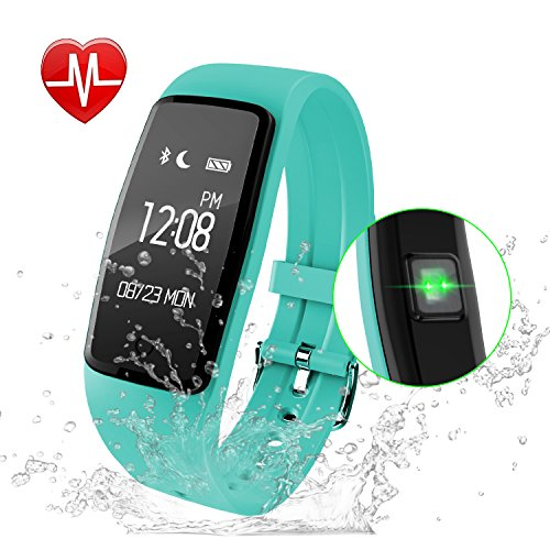 Fitness Tracker Watch GULAKI IP67 Waterproof Smart Bracelet GPS Smartwatch For Health Activity Workout Exercise Tracker With Heart Rate Monitor For Android And IOS Smart Phones