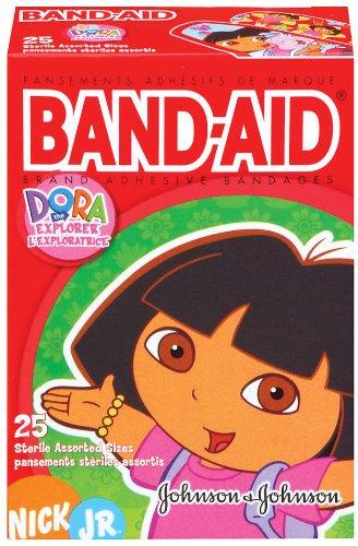 band-aid-marchio-adesivo-fasce-dora-l-esploratrice-decorato-fasce-25-count-fasce-confezione-da-8
