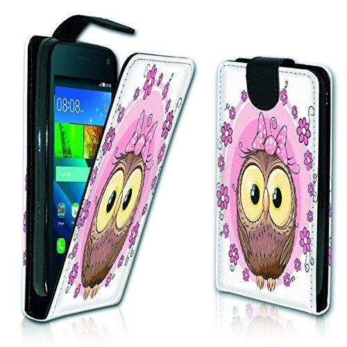 Vertikal Flip Style Handy Tasche Case Schutz Hülle Schale Motiv Etui Karte Halter für Apple iPhone 5 / 5S - Variante VER35 Design1 Design 6