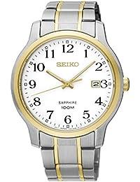 Seiko - Hommes - Quartz - Montre avec Bracelet en Acier Inoxydable - SGEH68P1