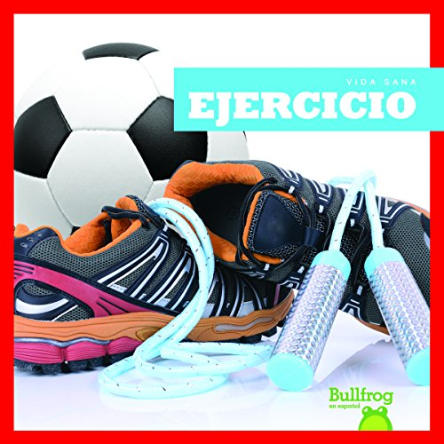 Ejercicio = Exercise (Vida Sana = Healthy Living)