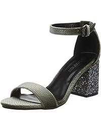 Boohoo Two Part Heel, Sandales Femme