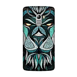 StyleO Lion Designer Printed Mobile Back Case and Covers for Lenovo K4 Note