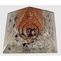Rainbow Mondstein Energetische Pyramide für Heilung Kristalle Reiki Home Decor/Office Decor/POSITIVE Energie preisvergleich bei billige-tabletten.eu